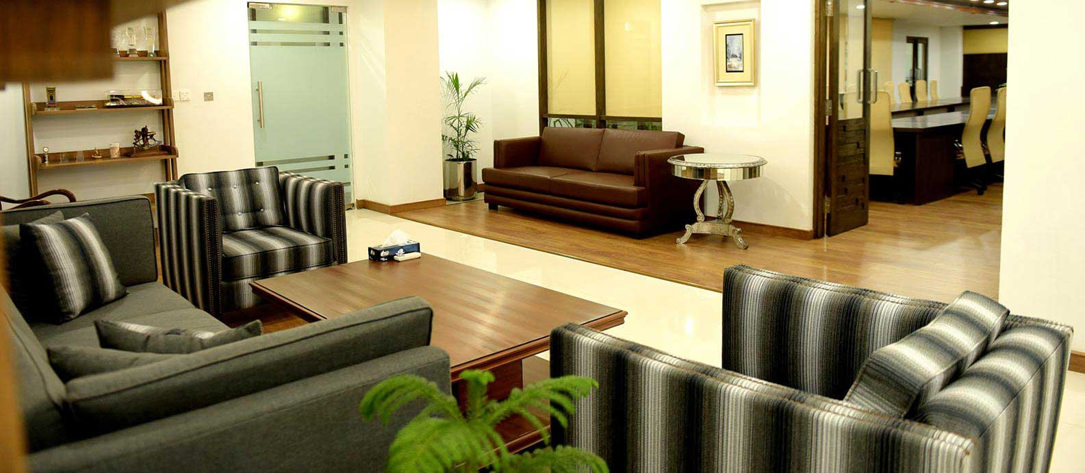 Corporate & Commercial Interior Designing